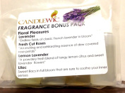 Candlewic Candle Fragrance Bonus Floral Pleasures (4) 30ml Bottles