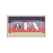 Diamond FX Split Cake, 30 gm - Small Cotton Candy