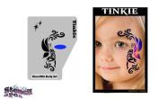 StencilEyes - Profile/Tinkie - Fairy Face Design Stencil