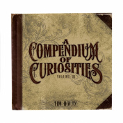A Compendium of Curiosities Volume III by Tim Holtz Idea-ology, 22cm x 22cm , 75 Pages, TH93135