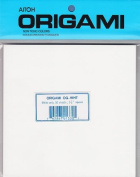 Origami Paper- 50 Sheets of White Paper