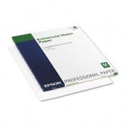 50-Sheet 17inx22in Enhanced Matte Paper