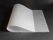 1 Flexible Lightweight 48x24x1/30 Translucent Polyethylene Plastic Stencil Sheet