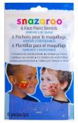 Snazaroo Face Paint Stencils - Boys Adventure, Set of 6