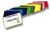 Coloraid Full Set of 314 Colour Swatches - 11cm x 15cm