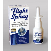 Flight Spray Nasal Hydration Spray for Airline Travellers - 15ml Bottles(Boxed)