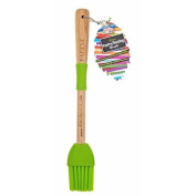The Kosher Cook - Silicone Pastry/Basting Brush in Green