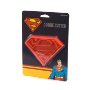 DC Comics 10cm Superman Logo Cookie Cutter