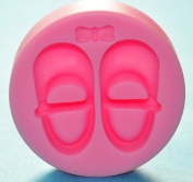 NY Cake Silicone Baby Booties Mould