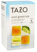 Tazo - Iced Green Tea - 6 Tea Bags