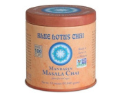 Blue Lotus Mandarin Masala Chai - 90ml Tin