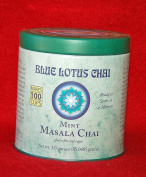 Blue Lotus Mint Masala Chai - 90ml Tin