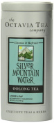 Octavia Tea Silver Mountain Water Oolong Tea, Loose Tea, 110ml Tin