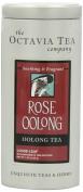 Octavia Tea Rose Oolong (Oolong Tea), 35ml Tin