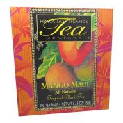Mango Maui All Natural Tropical Black Tea From Hawaii - 100 Tea Bags