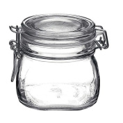 Bormioli Rocco 500ml Airtight Jar