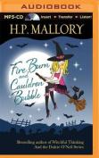 Fire Burn and Cauldron Bubble  [Audio]