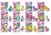 My Little Pony Exclusive 12Pack Pony Collection Set Includes 6 Ponies! [Special Edition]