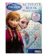 Disney Frozen Activity book Word Search