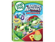 LeapFrog The Amazing Alphabet Amusement Park DVD