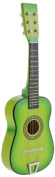 Star Kids Acoustic Toy Guitar 60cm Colour Light Green, MG50-LGN