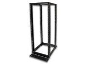 4-Post Adjustable Open Frame Server Rack IT Network Relay IT 28U 1.4m Short