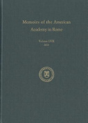 The Memoirs of the American Academy in Rome