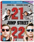 21 Jump Street/22 Jump Street [Region B] [Blu-ray]