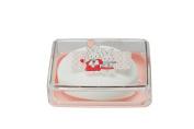 Abstract Baby Bar Soap Holder