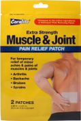 Extra Strength Muscle & Joint Pain Relief Patch Bulk Case of 24