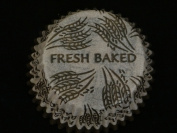 """""""Fresh Baked"""" Cupcake Liners Baking Cups STANDARD SIZE"""