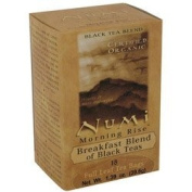 TEA MORNING RISE, CS 6/18CT, 03-0879 NUMI SPECIALTY BEVERAGE