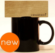 Canadiano Premium Pour-Over Coffee Maker - Crafted Coffee; Personalised - Birch Edition