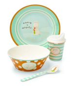 Nibbling Is Delightful Dish Set