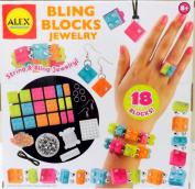 Alex Bling Blocks Jewellery