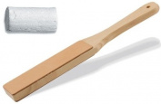 Tandy Leather Strop with Jewellers Rouge Buffing Compound