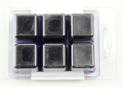 Stained Glass Violet Purple Soap Colour Bar