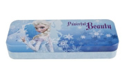 Best Frozen Tin Pencil Box - Elsa Frozen Pencil Box. From the Hit Movie Frozen. Tin Pencil Boxes Make Great Gifts As They Help Kids Practise Organisation Skills