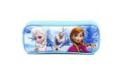Disney Frozen Pencil Case - Snow Blue