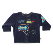 Zutano Infant Baby-Boys Fleece Piccadilly Pullover
