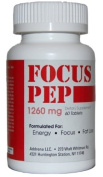 Natural & Legal Study Stimulant Pills Over the Counter for Increased Energy and Focus | Focus Pep By Addrena LLC