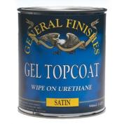 GF Gel Topcoat Satin Quart