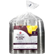 Member's Mark Clear Plastic Cups - 270ml/198ct