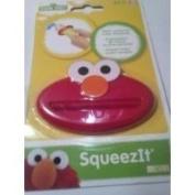 Sesame Street Squeezit Multi-purpose Tube Squeezer