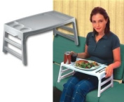 Home-X Bed and Lap Tray with Foldable Legs