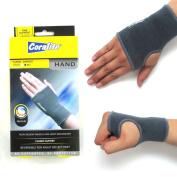 Wrist Hand Brace Elastic Palm Support Carpal Tunnel Tendonitis Band Pain Relief