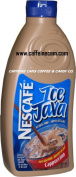 Nescafe Ice Java Cappuccino | 470ml bottle (16 oz) | Imported from Canada