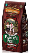 Pablo's Pride Whole Bean Guatemala Gourmet Coffee Medium-Dark Roast 0.9kg