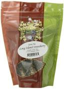 English Tea Store Loose Leaf, Long Island Strawberry Green Tea Pouches, 120ml