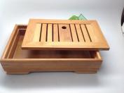 Tea Tray (Medium Size Bamboo Box) Item #Jy036